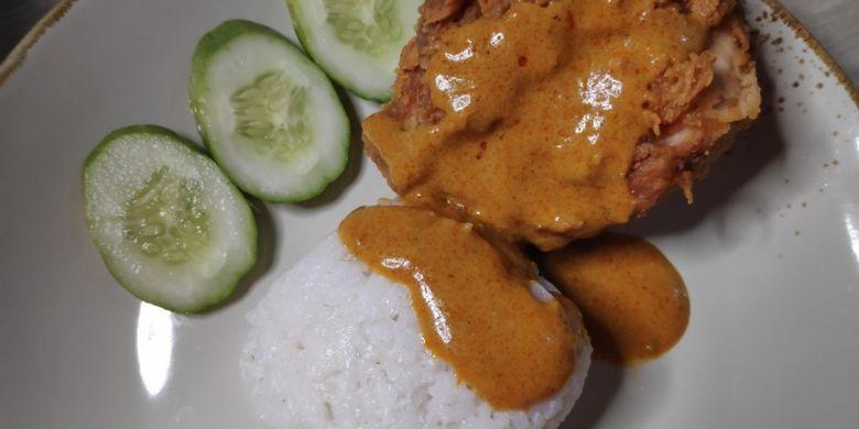 Mencoba Ayam Gulai McDonald, Bikin Terkejut Netizen Twitter