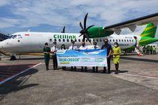 Citilink Buka Empat Rute Penerbangan Baru di Kawasan Timur Indonesia