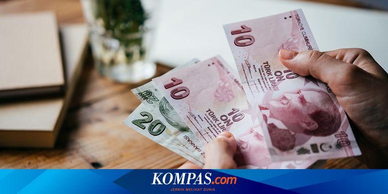 Mata Uang Lira Turki Anjlok ke Level Terendah Sepa