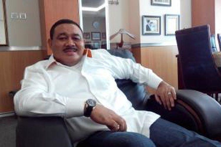 Ketua Tim Hak Angket Muhammad Ongen Sangaji