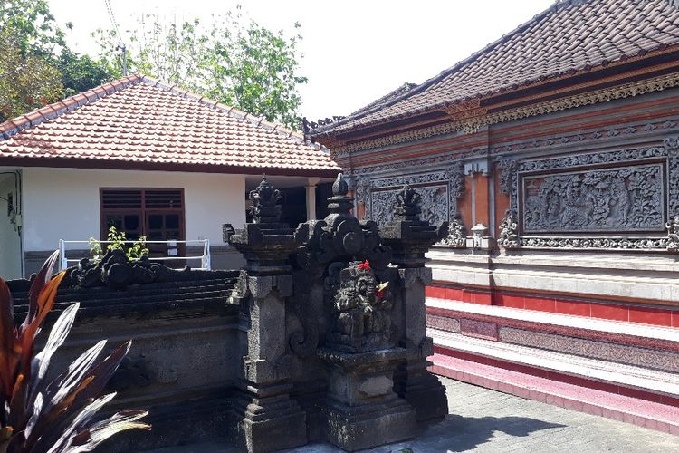 Rumah Keluarga Ari Askhara di Dalung, Badung, Bali.
