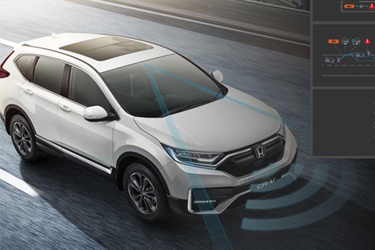Honda Sensing CR-V Facelift 1.5L Turbo Prestige