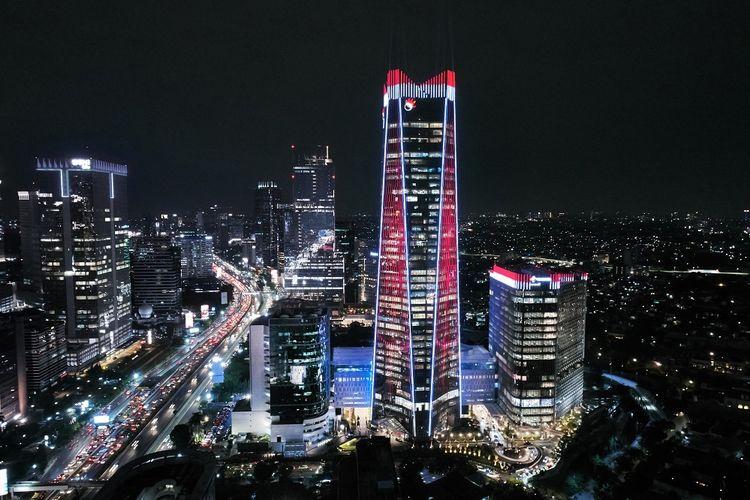 Telkom Landmark Tower.