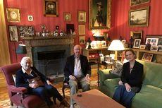 Anak Haram Mantan Raja Belgia Diakui, Ini Pertemuan Bersejarah Mereka