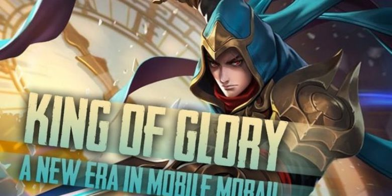 Permainan online, King of Glory.