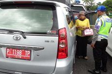 Razia Kendaraan, Seorang Anggota DPRD Ditilang