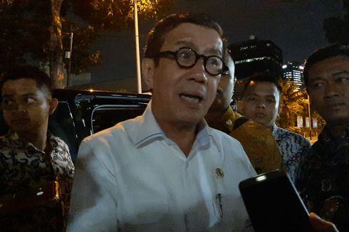 Asimilasi 30.000 Napi Bikin Resah Warga, Yasonna Laoly Digugat ke PN Surakarta