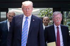 Sering Berbeda Pendapat, Trump Akhirnya Pecat Penasihat Keamanan Nasional John Bolton