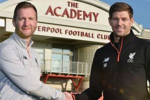 Pekerjaan Baru Gerrard bersama Liverpool