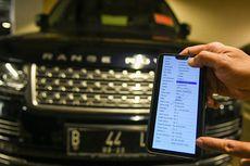 19 Mobil Mewah di Apartemen Regata Dipasangi Stiker Belum Bayar Pajak