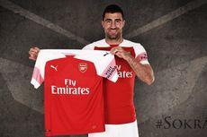 Arsenal Resmi Datangkan Sokratis Papastathopoulos dari Dortmund