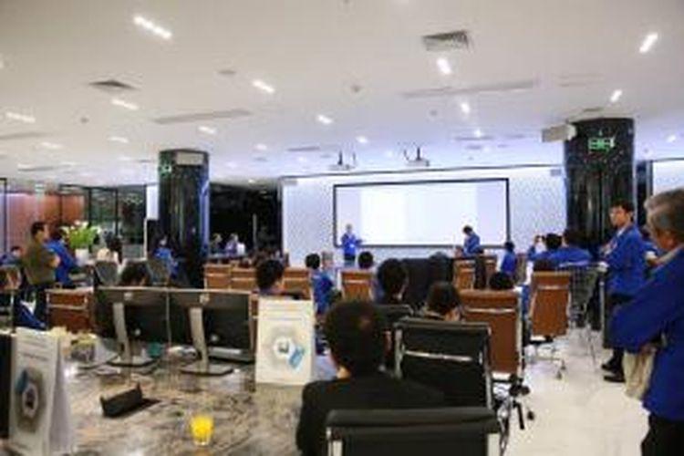 China punya laboratorium iTWO 5D pertama di dunia.