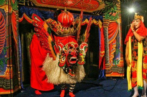 Barong, Teater Tradisional Desa Kemiren Banyuwangi yang Masih Bertahan