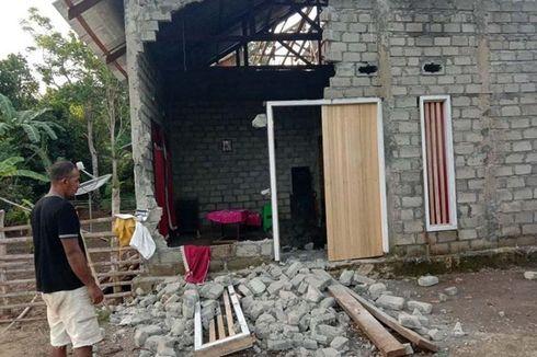 BNPB Pastikan Tak Ada Korban Jiwa Dalam Gempa di Maluku Utara
