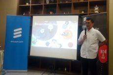 Konsumsi Data Internet di Indonesia Meningkat