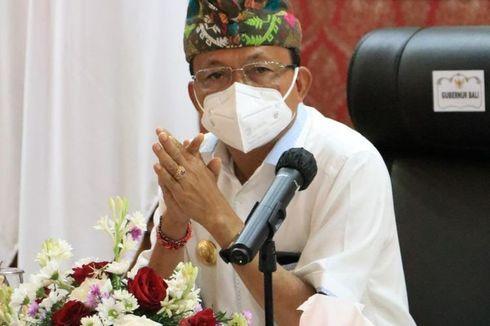 Gubernur Koster soal Kasus Covid-19 di Bali Tinggi: 60 Persen Belum Divaksin