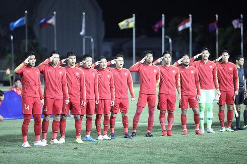 Klasemen Sepak Bola SEA Games 2019, Indonesia Peringkat Ke-2