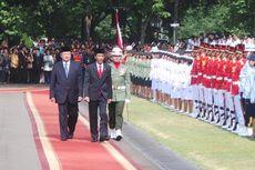 SBY: Selamat Bertugas Bapak Presiden dan Ibu Negara