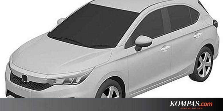 Beredar Paten Honda City Hatchback, Subtitusi Jazz