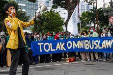 Hari Ini Ribuan Mahasiswa Kembali Demo Tolak UU Cipta Kerja, Desak Jokowi Terbitkan Perppu