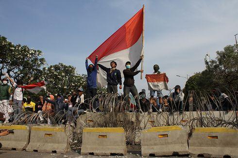 BEM SI Pastikan Mahasiswa Turun Demo Desak Perppu KPK di Istana Siang Ini