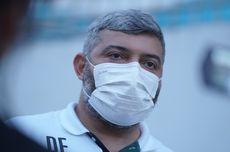Cara Dapatkan Sepatu Pertandingan Terakhir Manajer PS Sleman Danilo Fernando
