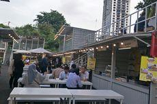 Thamrin 10, Ketika Park and Ride Thamrin Disulap Menjadi Food and Creative Park