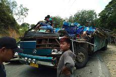 Fakta Kecelakaan Bus di Riau, Diduga Rem Blong hingga 6 Penumpang Tewas, 9 Luka-luka