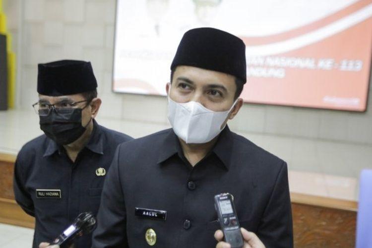 Wakil Bupati Bandung Sahrul Gunawan.