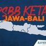 INFOGRAFIK: PSBB Ketat Jawa-Bali, Jenis dan Kriteria Pembatasan