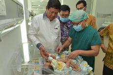 Operasi Bayi Kembar Siam di Batam Melibatkan 30 Tenaga Medis