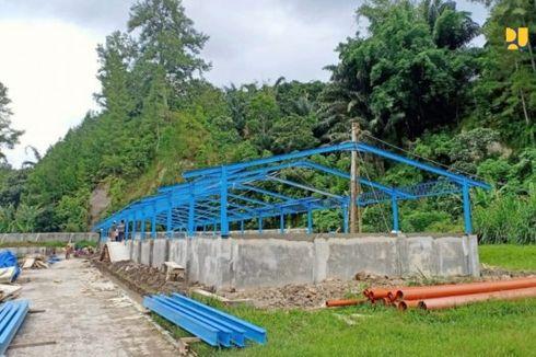 Cegah Pencemaran di Danau Toba, Pemerintah Bangun IPAL Parapat