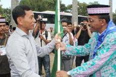 104 Calon Haji Simalungun Diberangkatkan