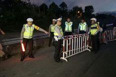 Puncak Lancar, Polisi Imbau Masyarakat Waspada