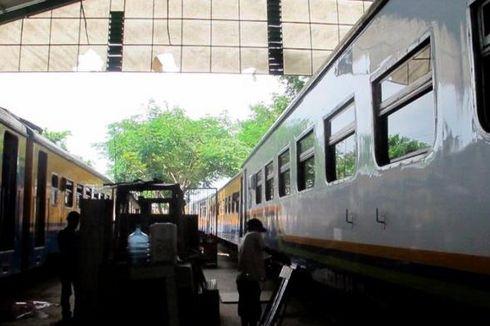 Tiket Kereta Api ke Jateng dan Jatim untuk H-7 Lebaran Hampir Ludes