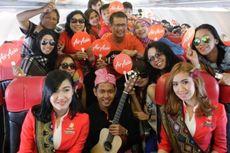 AirAsia Indonesia Buka Rute Baru Surabaya-Lombok