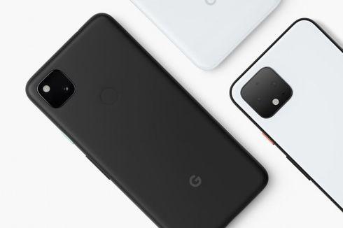 Google Pixel 4a Resmi Meluncur Tanpa Versi