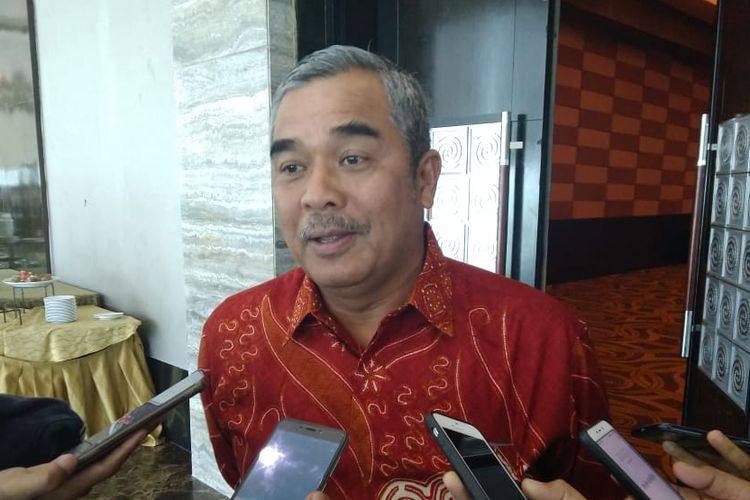 Rektor Universitas Mulawarman Prof Masjaya.
