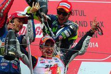 Spanyol Vs Italia di Aspal MotoGP Valencia