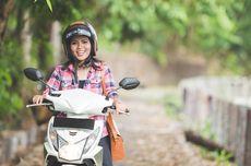 Alasan Pemotor Wanita Kerap Melakukan Kesalahan Saat Berkendara