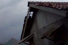 12 Rumah di Sumedang Rusak Diterjang Angin Puting Beliung