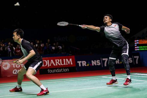Rekap Final Kejuaraan Dunia Badminton 2019, Ahsan/Hendra Juara Dunia