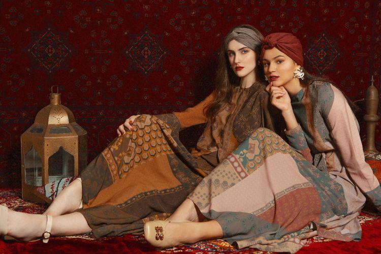 Situs e-commerce Blibli meluncurkan kolaborasi Ramadan bersama 12creativepreneurbrand fashionternama yang terbagi ke dalam koleksimodest wear(busana muslim) dannon-modest wear.