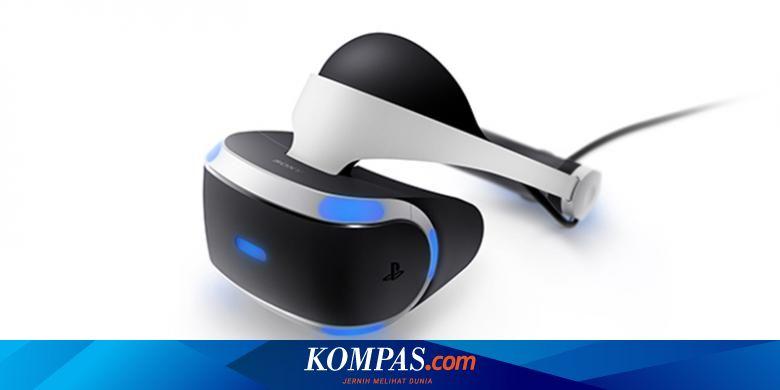 Sony Umumkan Headset VR Khusus Untuk PS5 - Tekno K