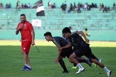 Gara-gara Ketiduran, Bagas Adi Terlambat Diperkenalkan oleh Arema FC