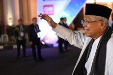 Ma'ruf Amin Yakin Pembangunan Tol Bocimi Tingkatkan Elektabilitasnya dan Jokowi