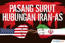 Trending di Twitter, Berikut Pasang Surut Hubungan Iran-AS