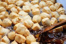 Tips Hindari Tahu Crispy Tidak Mengembang Saat Digoreng