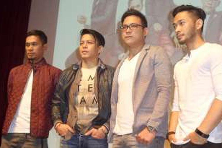 Grup band NOAH merilis single ketiga dari album kompilasi Kami Mengenangmu Rinto Harahap,