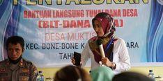 Salurkan BLT Dana Desa, Bupati Luwu Utara: Poinnya Bukan Bantuan, Tapi..